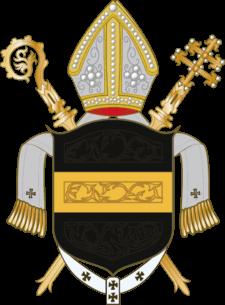225px-Wappen_Erzbistum_Prag